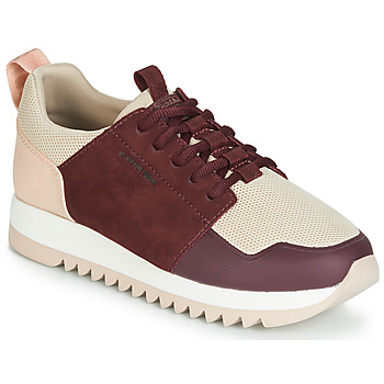 Shoes Women Low top trainers G-Star Raw DELINE WMN Pink / Bordeaux