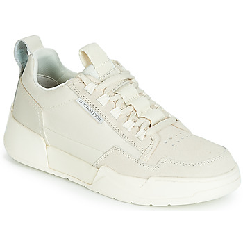 Shoes Women Low top trainers G-Star Raw RACKAM YARD II LOW WMN Beige