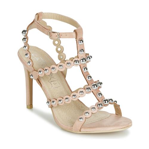 Shoes Women Sandals Cassis Côte d'Azur COTI Beige