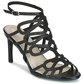 Shoes Women Sandals Cassis Côte d'Azur DEDO Black