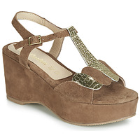 Shoes Women Sandals Lola Espeleta NAWELLE Brown