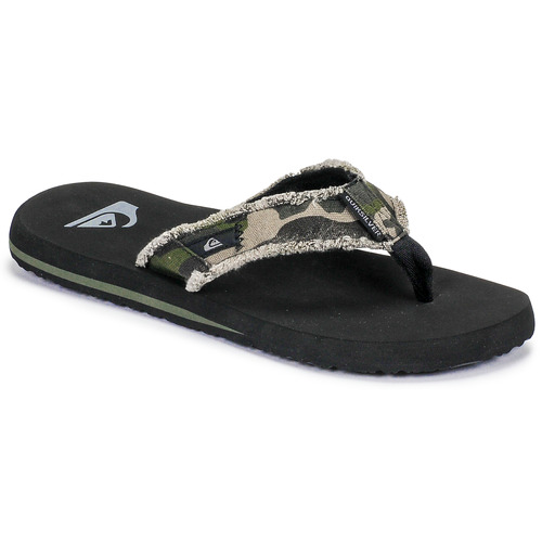 Shoes Men Flip flops Quiksilver MONKEY ABYSS M SNDL XGCK Green / Military
