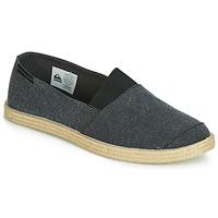 Shoes Men Espadrilles Quiksilver ESPADRILLED M SHOE SBKM Black