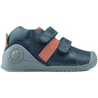 Shoes Boy Mid boots Biomecanics BOOTS  181148 BLUE