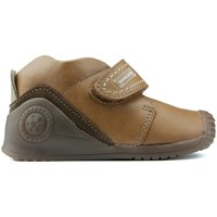 Shoes Boy Mid boots Biomecanics BOOTS  BIOGATEO 161147 BROWN