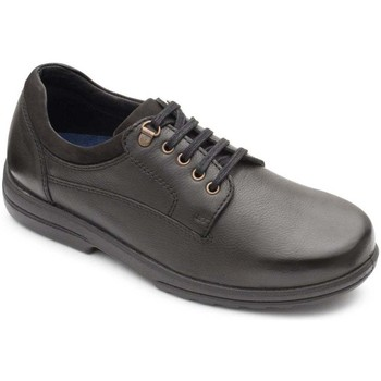 Shoes Men Safety shoes Padders Declan 310 Mens Smart Lace-Up Shoe black