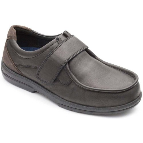 Shoes Men Loafers Padders Donald 311 Mens Casual Shoe black