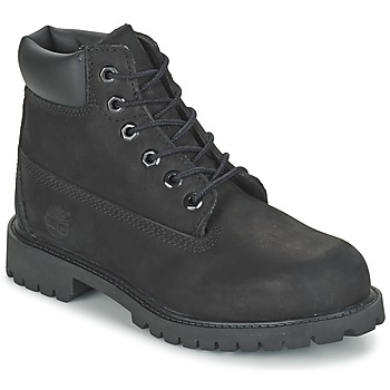Shoes Children Mid boots Timberland 6 IN CLASSIC Noir