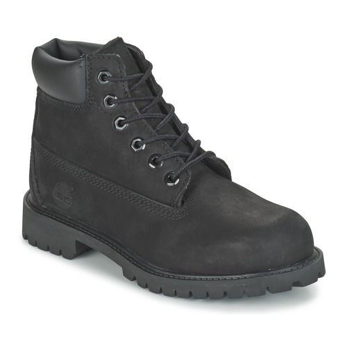 Shoes Children Mid boots Timberland 6 IN CLASSIC Black