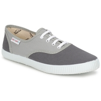 Shoes Low top trainers Victoria 6651 Grey