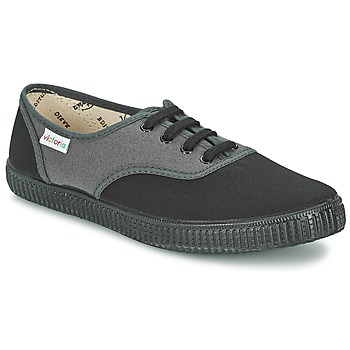 Shoes Low top trainers Victoria 6651 Anthracite