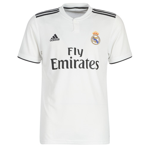 Clothing Men Short-sleeved t-shirts adidas Performance REAL JERSEY White