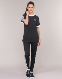 Clothing Women Tracksuit bottoms adidas Originals SST TP Black