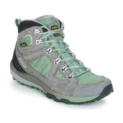 Shoes Women Walking shoes Asolo LANDSCAPE GV ML Green / Grey