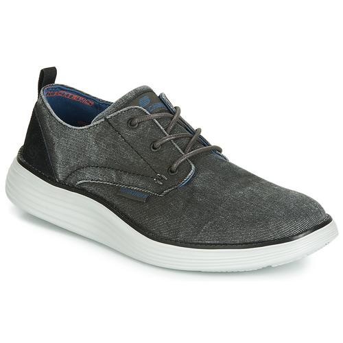 Shoes Men Low top trainers Skechers STATUS 2.0 PEXTON  black