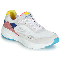 Shoes Women Low top trainers Skechers MERIDIAN NO WORRIES Beige