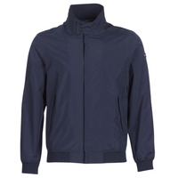 Clothing Men Parkas Aigle ORDICHE Marine