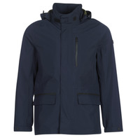 Clothing Men Jackets Aigle DAGNUS Marine