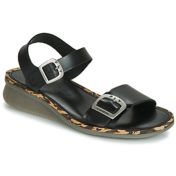 Shoes Women Sandals Fly London COMB  black