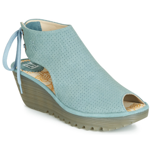 Shoes Women Sandals Fly London YPUL Blue
