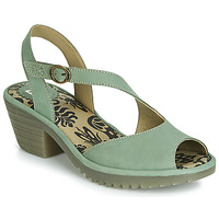 Shoes Women Sandals Fly London WYNO Green
