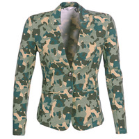 Clothing Women Jackets / Blazers Les Petites Bombes AZITAZ Multicoloured