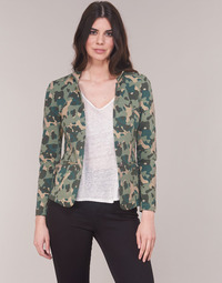 Clothing Women Jackets / Blazers Les Petites Bombes AZITAZ Multicolour