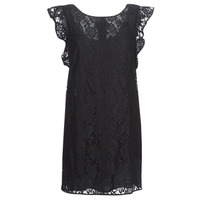 Clothing Women Short Dresses LPB Woman AZITARTE Black