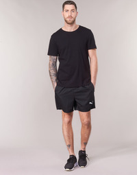 Clothing Men Shorts / Bermudas Puma WOVEN SHORT Black
