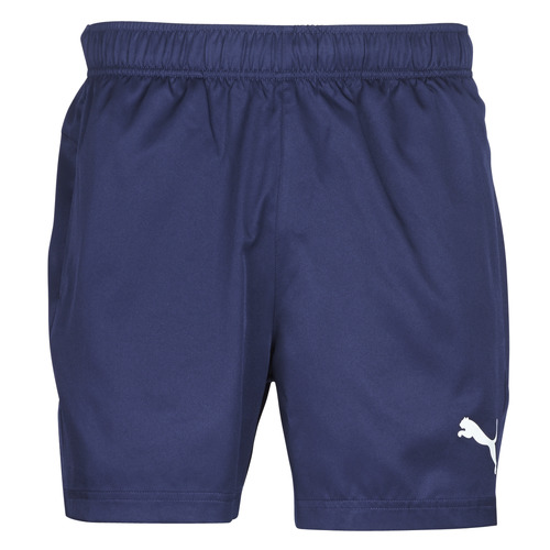 Clothing Men Shorts / Bermudas Puma WOVEN SHORT Marine
