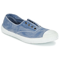 Shoes Women Slip-ons Chipie JOSEPH ENZ Blue / Grey