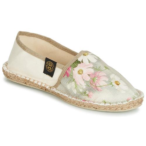 Shoes Women Espadrilles Art of Soule BOHEME Beige / Flower