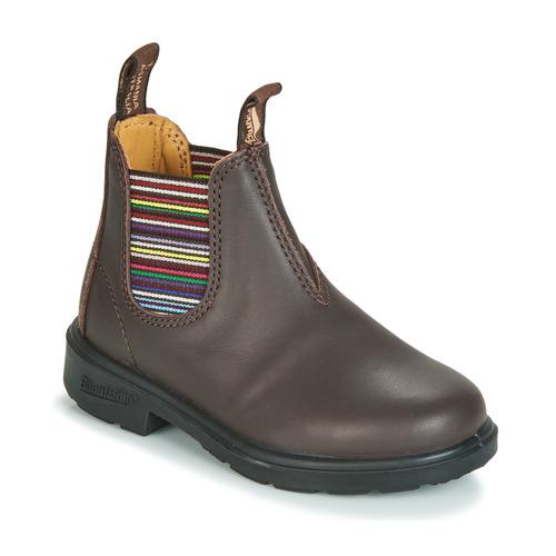 Shoes Children Mid boots Blundstone KID'S BLUNNIES Brown