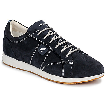 Shoes Women Low top trainers Geox D AVERY Marine