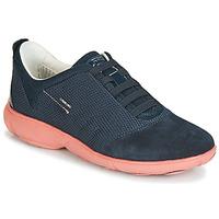Shoes Women Low top trainers Geox D NEBULA Marine
