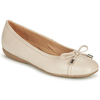 Shoes Women Flat shoes Geox D ANNYTAH Taupe