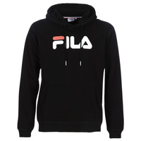 Clothing sweaters Fila PURE Hoody Black