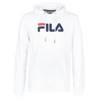 Clothing Sweaters Fila PURE Hoody White