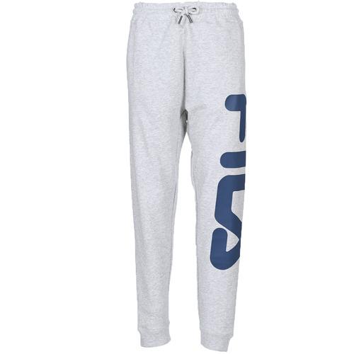 Clothing Tracksuit bottoms Fila PURE Basic Pants Grey