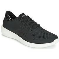Shoes Men Low top trainers Crocs LITERIDE PACER M  black