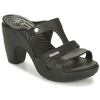 Shoes Women Sandals Crocs CYRPRUS Black