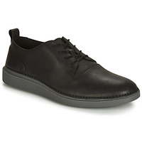 Shoes Men Mid boots Clarks HALE LACE  black