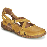 Shoes Women Sandals Josef Seibel ROSALIE 13 Yellow