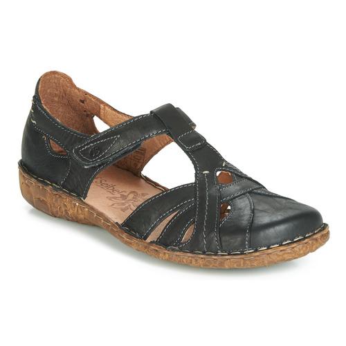 Shoes Women Sandals Josef Seibel ROSALIE 29 Black