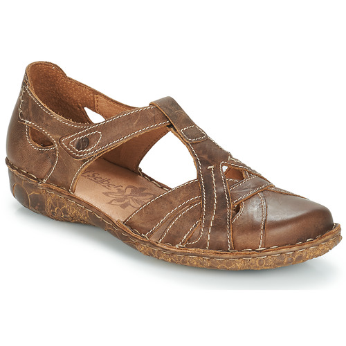 Shoes Women Sandals Josef Seibel ROSALIE 29 Brown