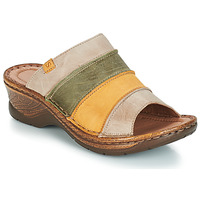 Shoes Women Mules Josef Seibel CATALONIA 64 Beige