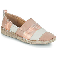Shoes Women Slip-ons Josef Seibel SOFIE 23 Pink / Nude