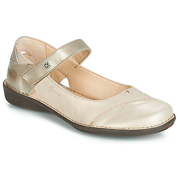 Shoes Women Flat shoes Dorking 7883 Gold