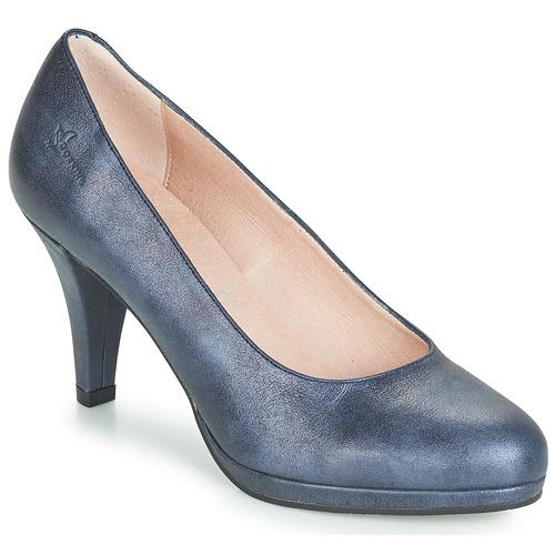 Shoes Women Heels Dorking 7118 Marine
