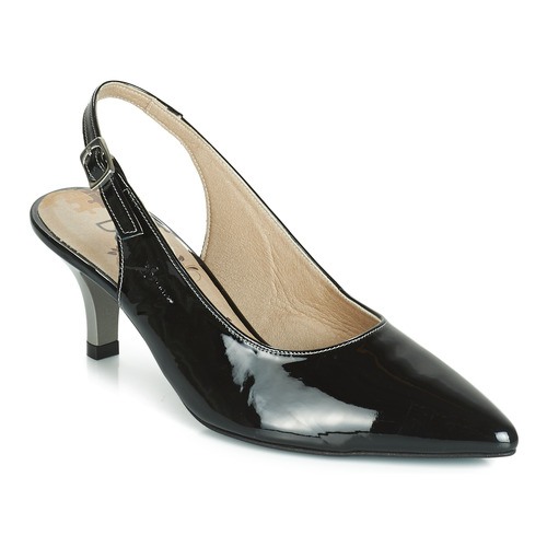 Shoes Women Heels Dorking 7814 Black